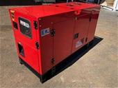 2021 Unused 15kVA Diesel Generators - Toowoomba