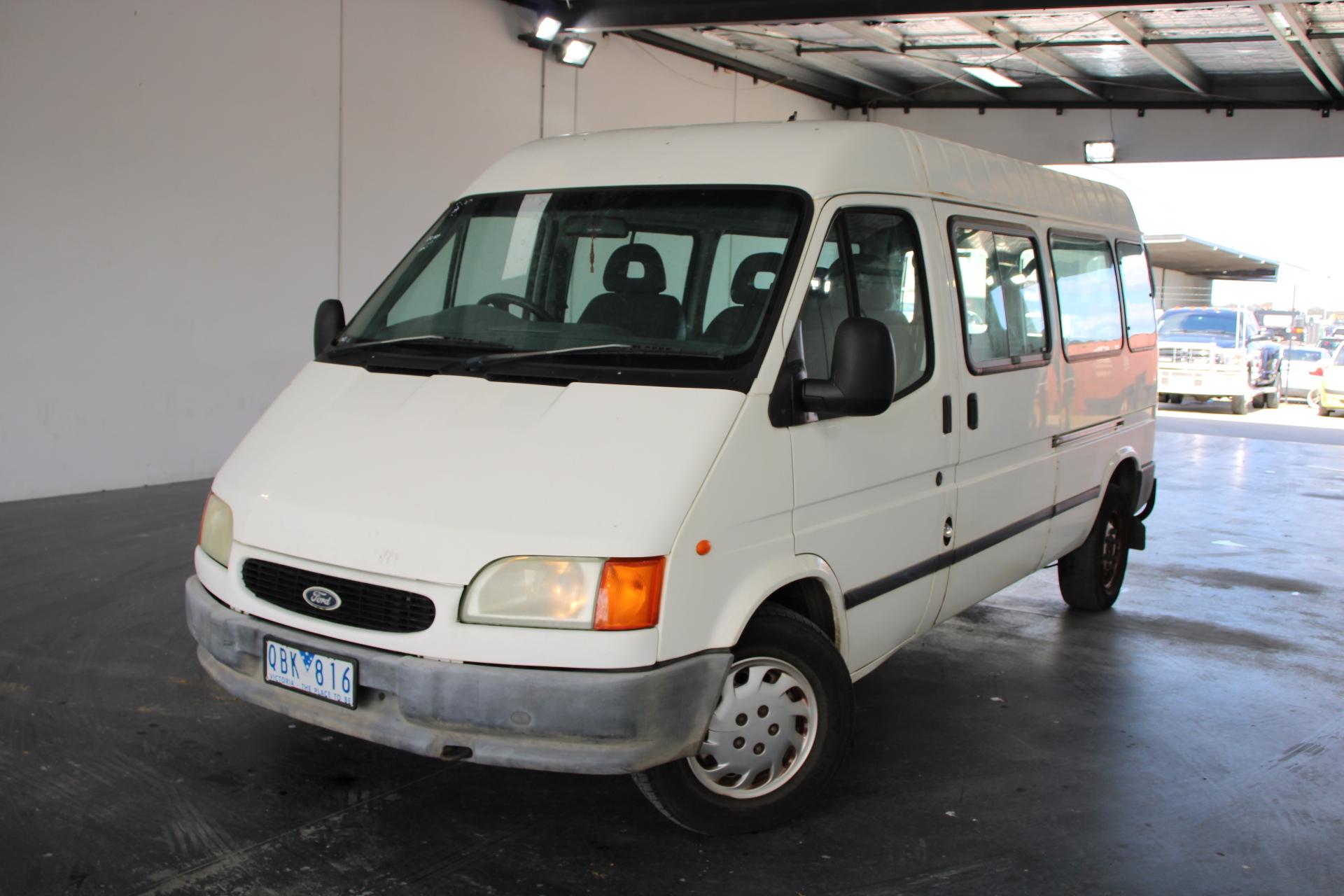 1999 Ford Transit 12 SEAT VG Turbo Diesel Manual Bus