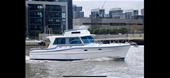 AQUARIUS CLEM MASTERS 35 FLYBRIDGE CRUISER