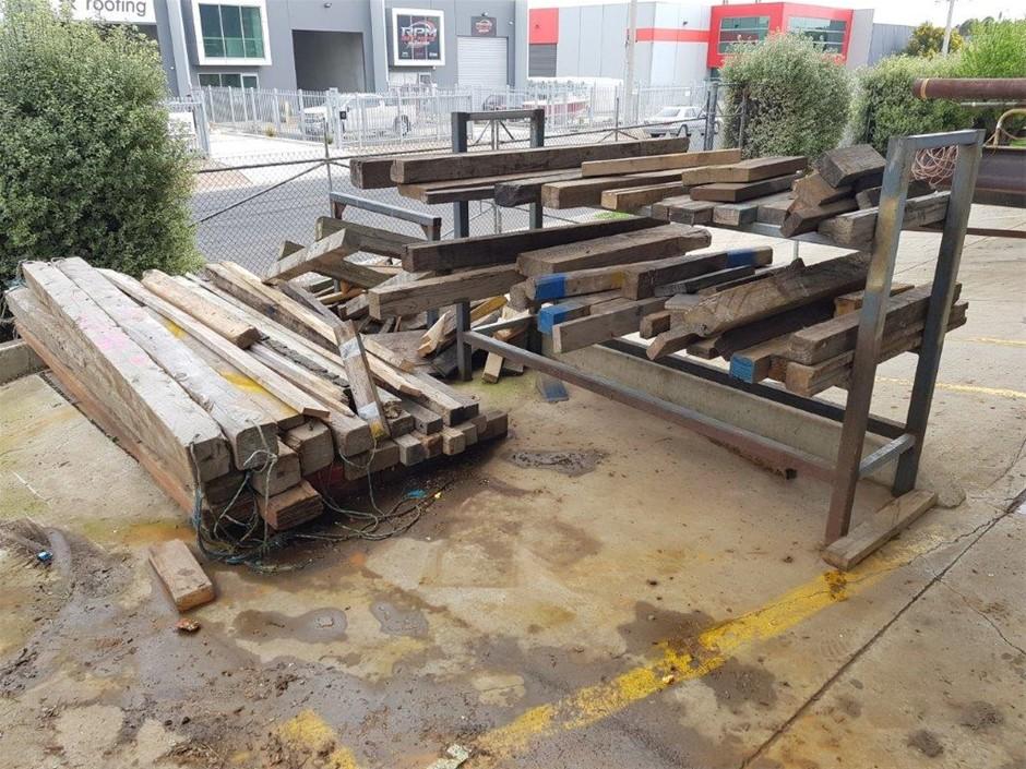 Assorted Timber Blocks