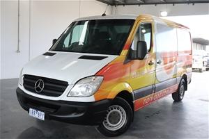 2010 Mercedes Benz Sprinter 313 CDI MWB