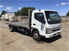 <p>2010 Mitsubishi Fuso 4 x 2 Tray Body Truck</p>