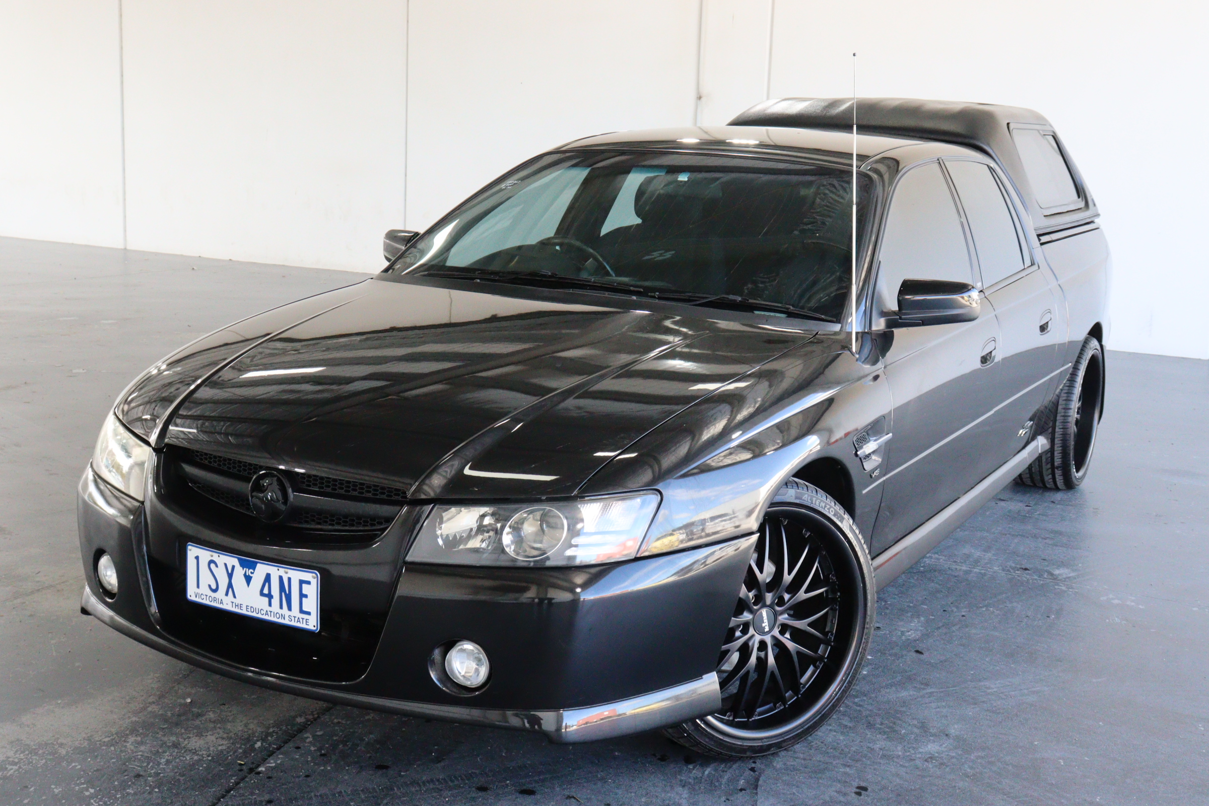 2004 Holden Crewman SS VZ Automatic Dual Cab