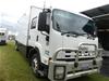 12/2008 Isuzu 900 Crew FH FTRLH Cab Chassis Truck