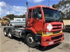 <p>2004 Nissan UD CWB483 6 x 4 Prime Mover Truck</p>