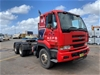 <p>2002 Nissan UD CWB481 6 x 4 Prime Mover Truck</p>