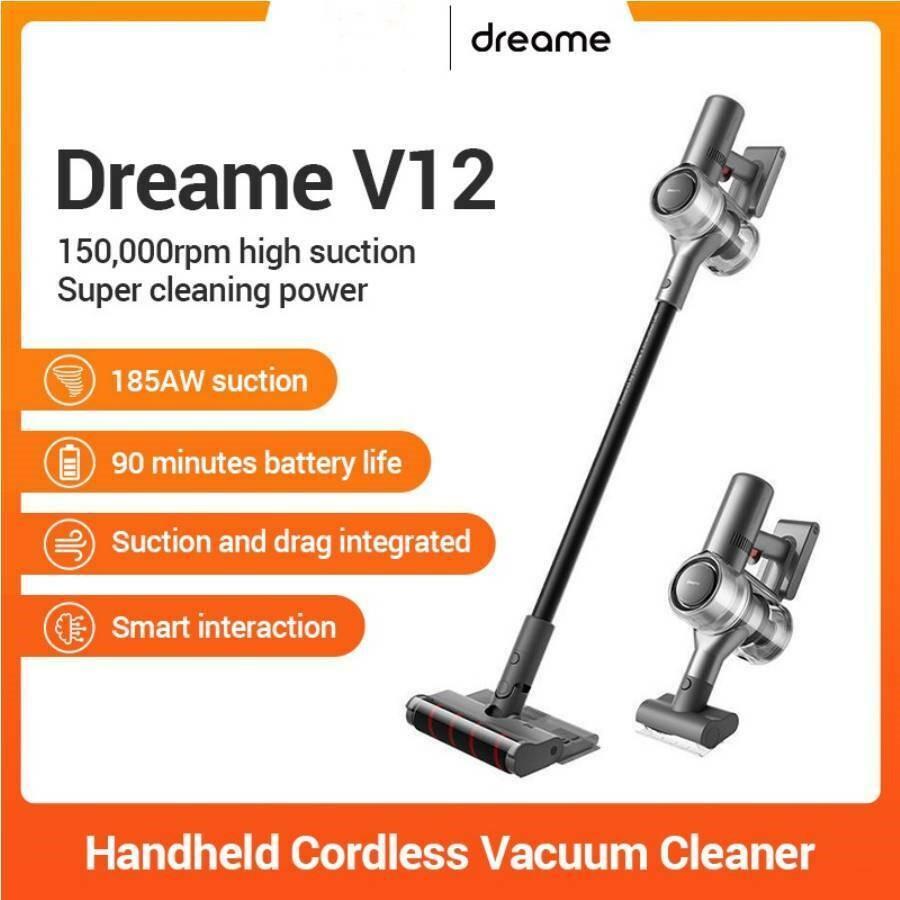 Dreame V12 Handheld Cordless Vacuum Cleaner 150,000rpm