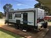 Island Star Getaway Caravan