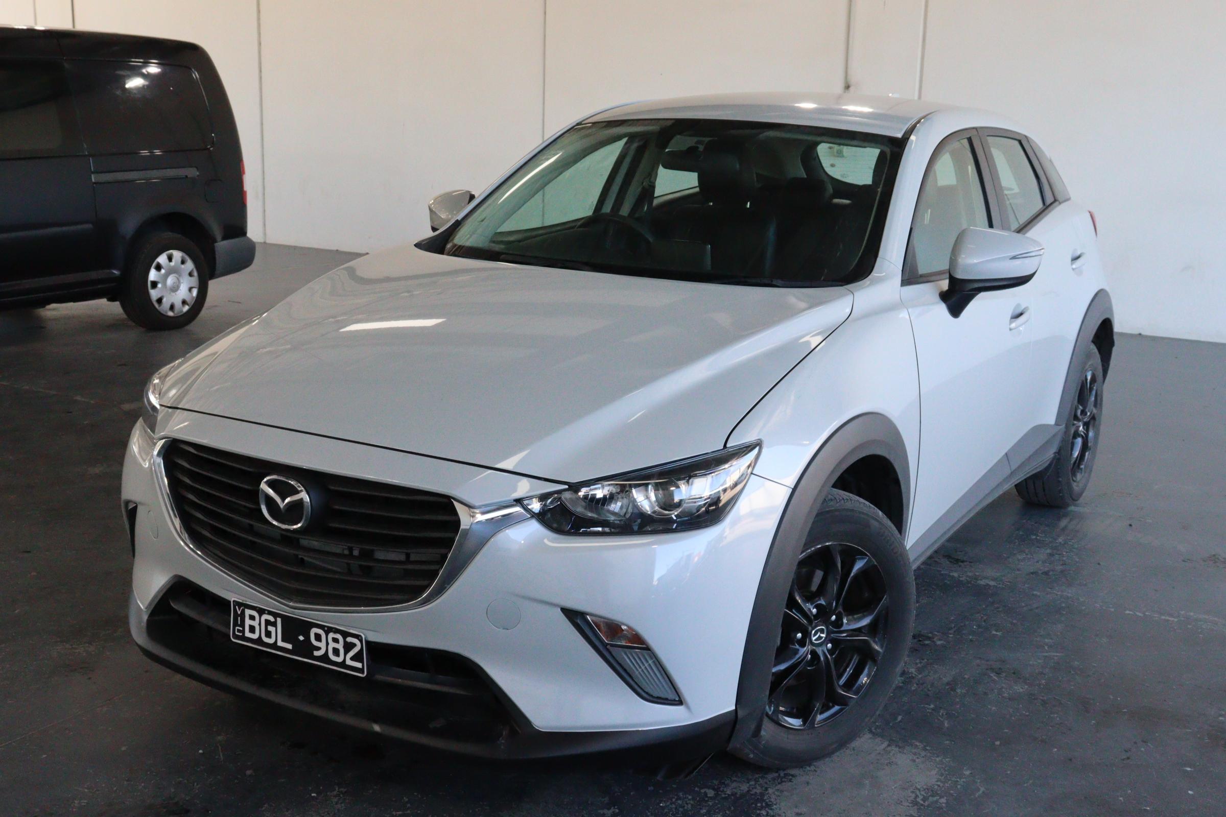 2017 Mazda CX-3 Maxx DK Automatic Wagon WOVR+Inspected