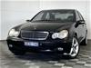 2003 Mercedes Benz C180 K Classic W203 Automatic Sedan
