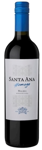 Santa Ana Homage Malbec 2020 (12x 750mL)