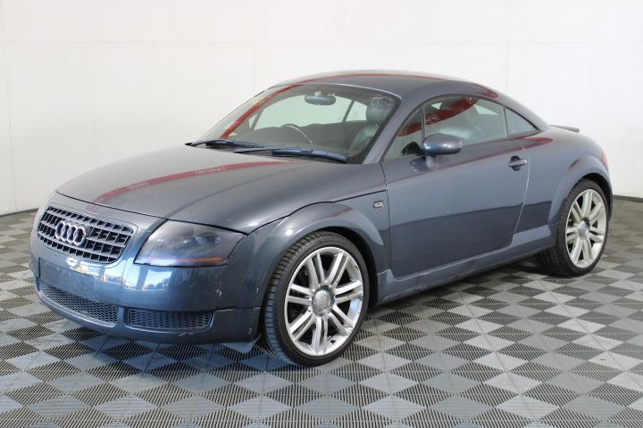 2003 Audi TT 8N Automatic Coupe