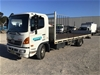 Ex-Corp 2016 Hino 500 (FC7JFC4J) Ser 2 C/CA 4 x 2 Tray Body Truck