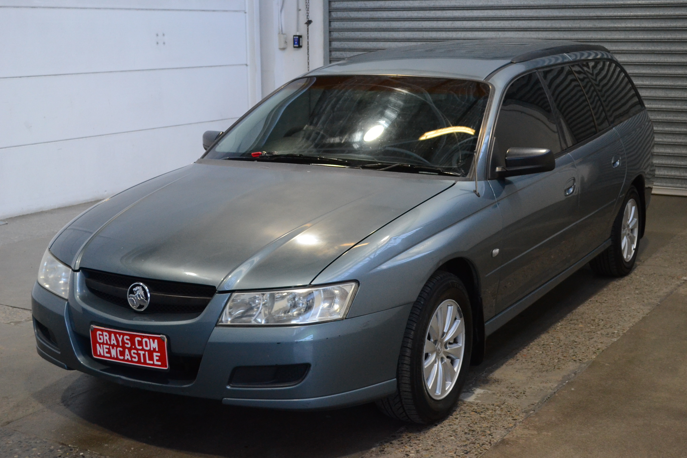 2006 Holden Commodore Executive VZ Automatic Wagon
