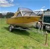 Boat (Half Cab)