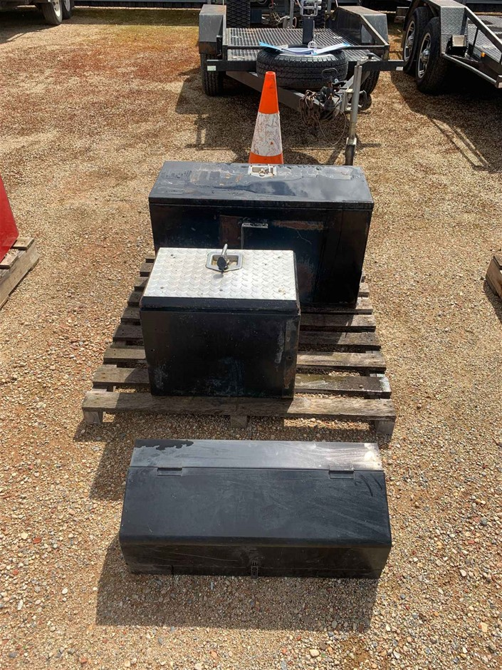 Truck Tool / Battery Boxes