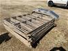 Qty 12 x Semi Trailer Side Gates