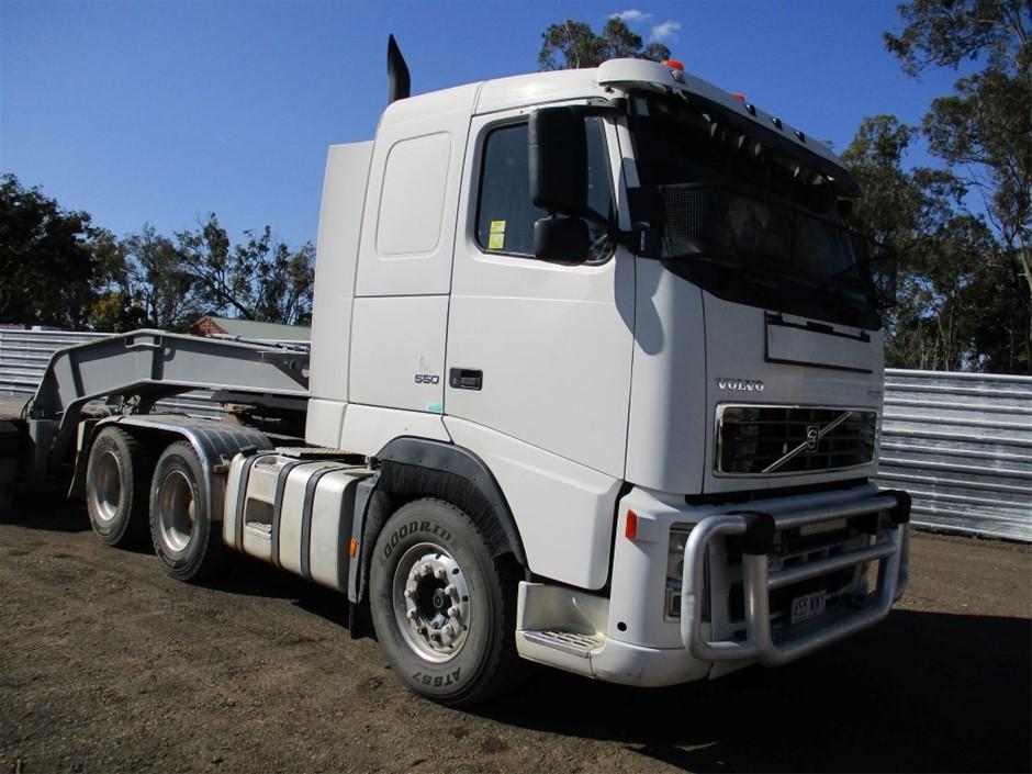 2005 Volvo FH16 6 x 4 Prime Mover Truck