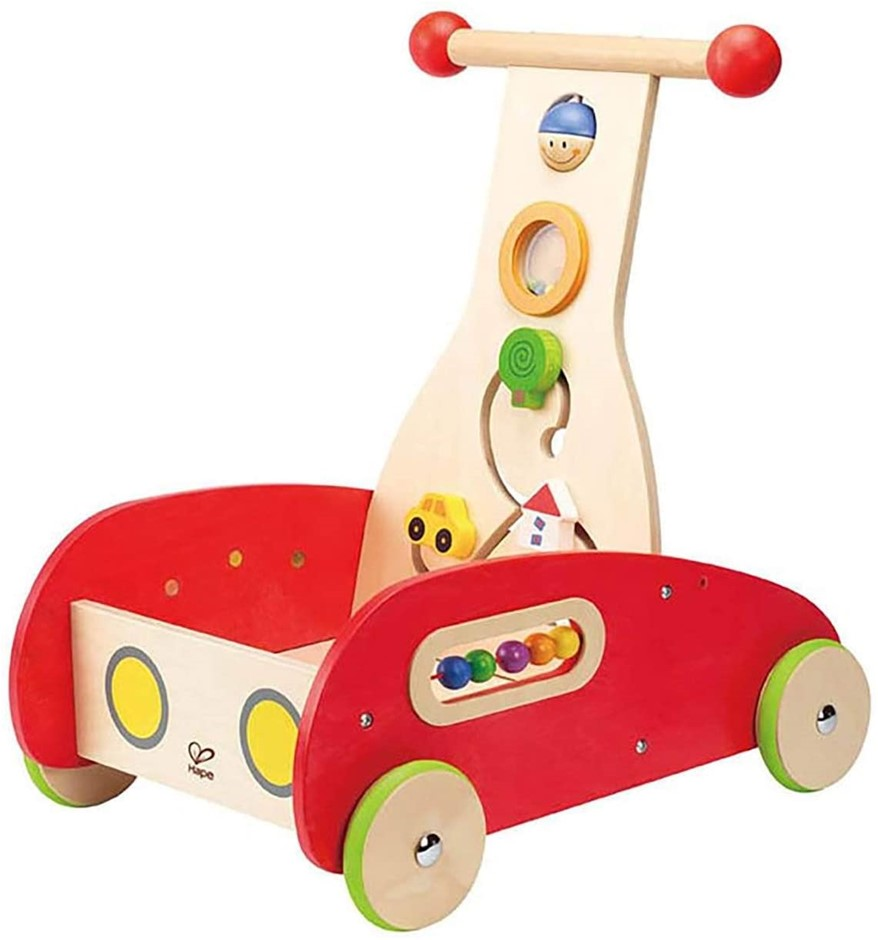 HAPE Wonder Walker Toddler Toy . Buyers Note - Discount Freight Rates Apply