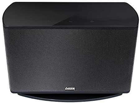 LASER Wi-Fi Multi Room Speaker Q30 Black. Buyers Note - Discount Freight Ra