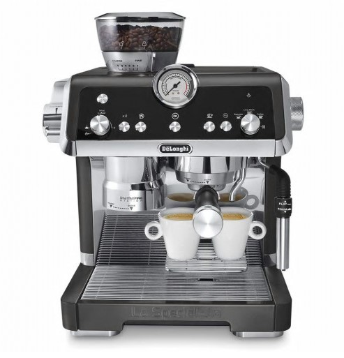 DELONGHI La Specialista Espresso Coffee Machine. N.B. Condition Unknown. Bu