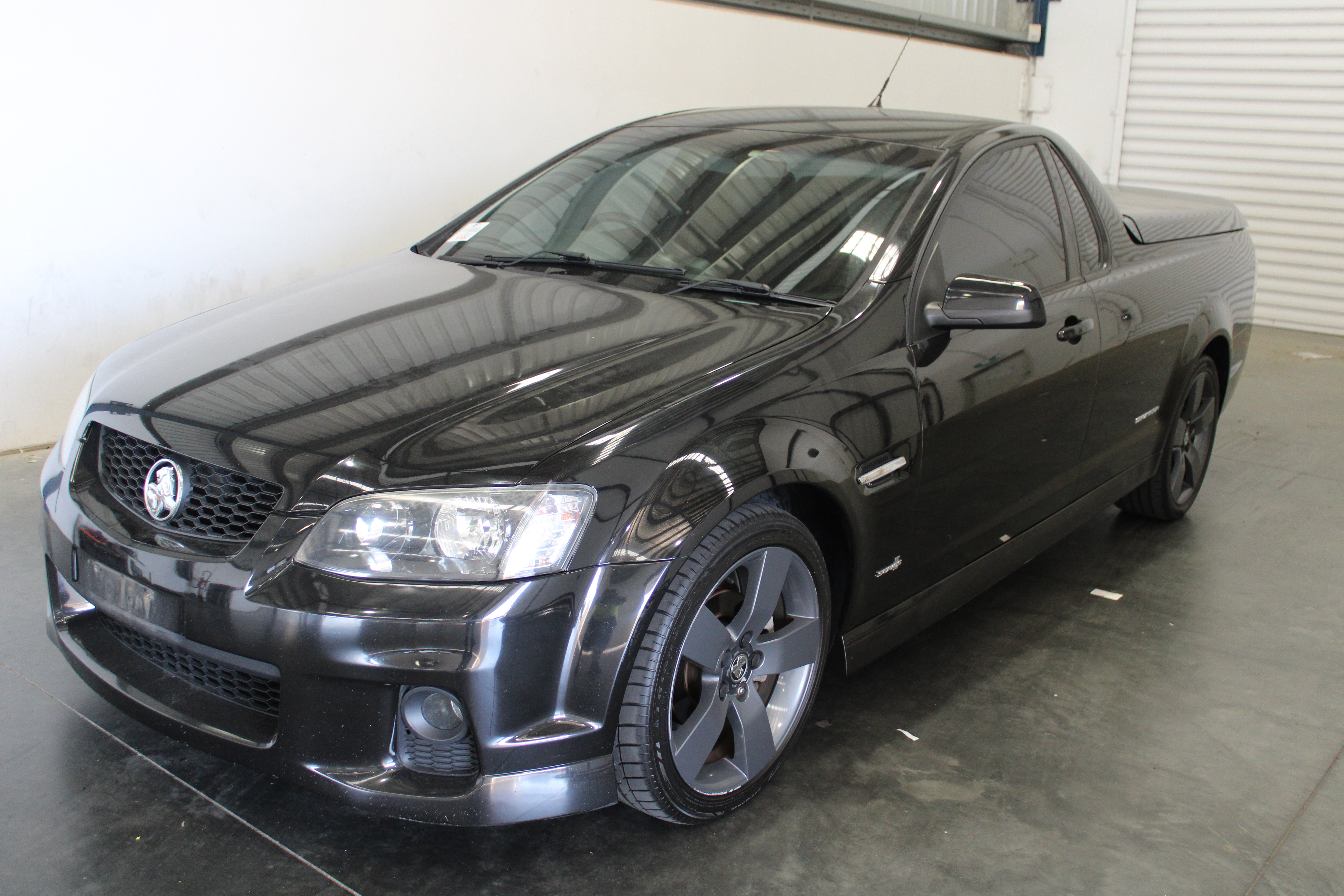 2011 Holden VE II Commodore SV6 THUNDER LE Automatic Ute