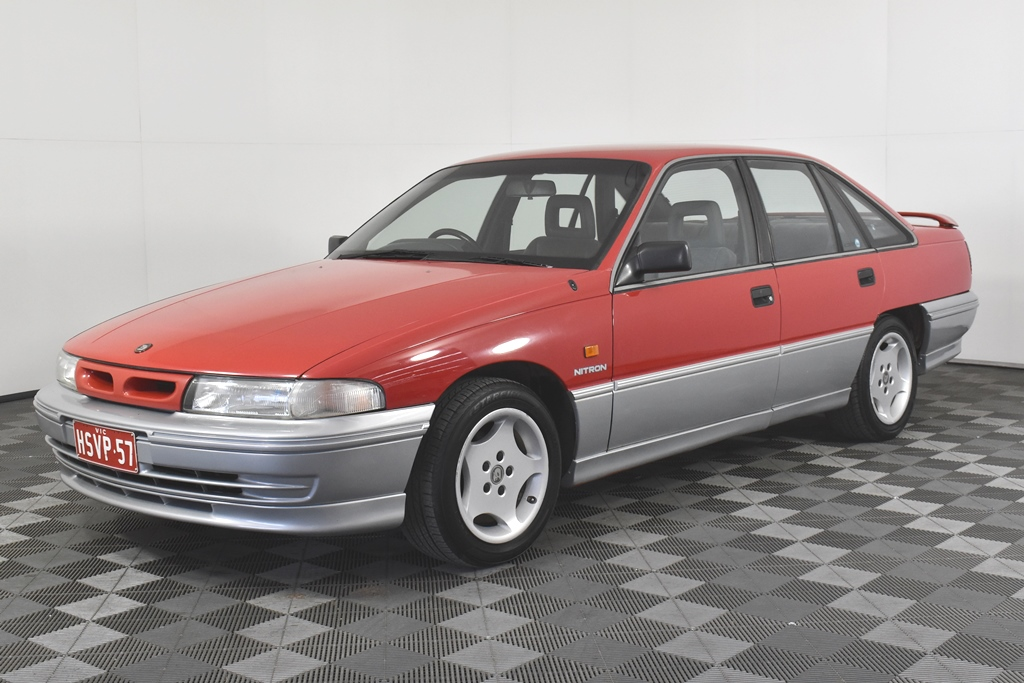 1992 HSV VP Nitron Automatic Sedan - Build #009