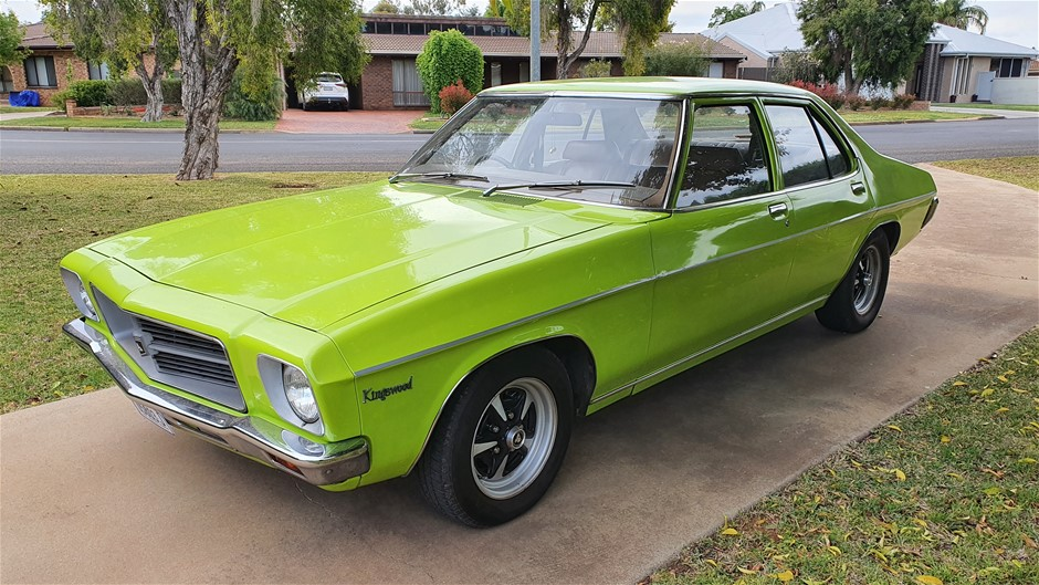1974 Holden HQ Kingswood Sedan