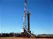Ideco SBS H44 Drill Rig