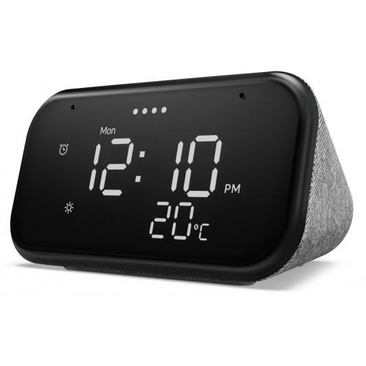 Lenovo Smart Clock Essential, Soft Touch Grey