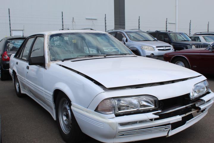 1987 Holden Commodore Manual Sedan