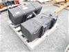 2 x Truck Fuel Tanks - 100Litre