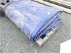 PVC Tarp Blue