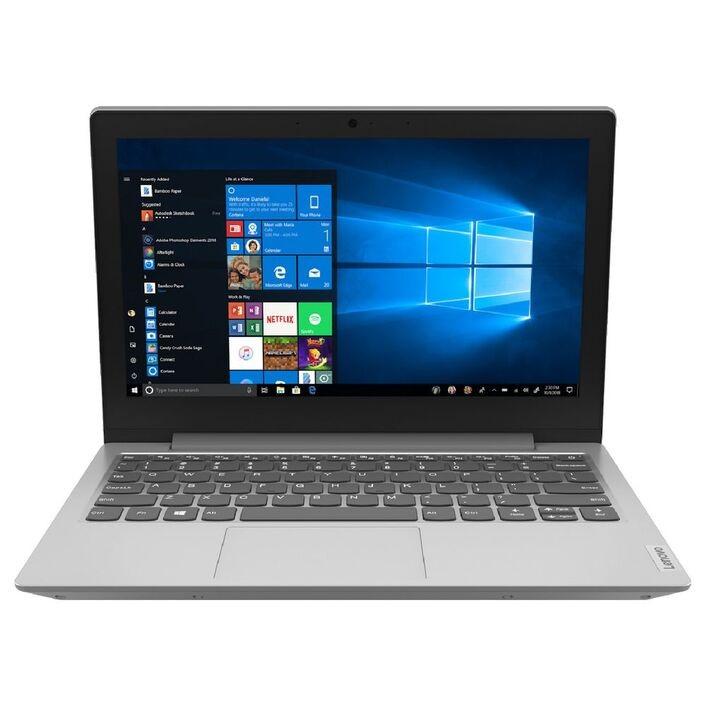 Lenovo IdeaPad 1-11IGL05 11.6-inch Notebook, Silver