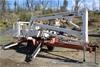 Snorkel MHP12J Trailer Mounted Boom Lift