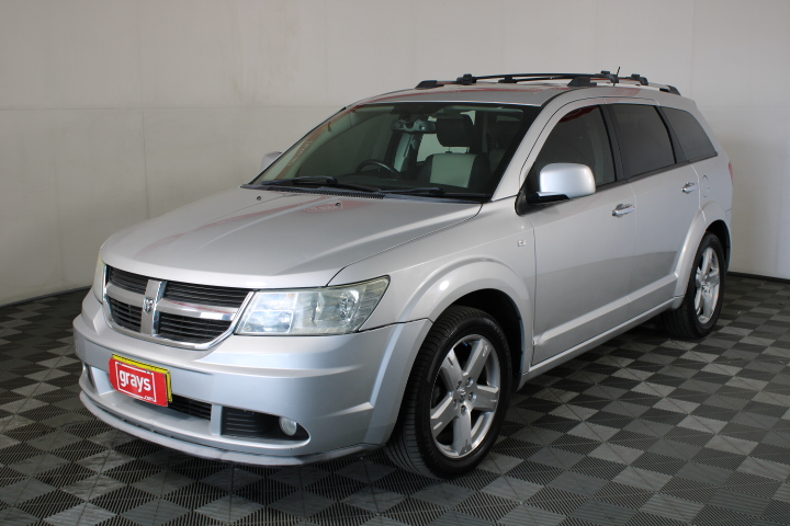 2009 Dodge Journey R/T Automatic 7 Seats People Mover