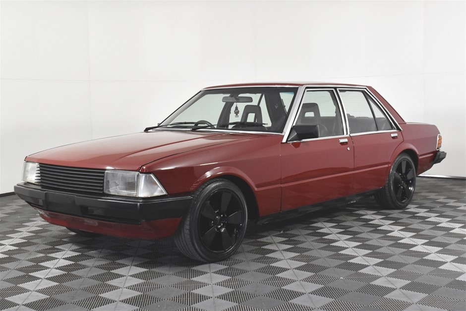 1981 Ford XD Fairmont Ghia (351ci Matching Numbers) V8 Automatic Sedan