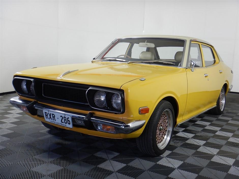 1972 Datsun 610 5 RWD Manual Sedan