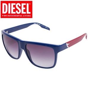 Buy Diesel Fifty Five DSL Sunglasses - Blue (LO09c)  bc986dcbcb