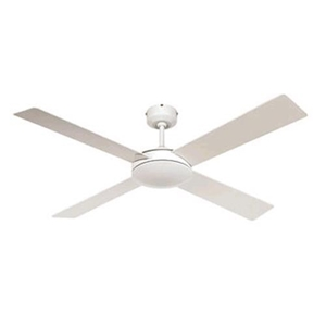 Omega airspace ceiling fan white 52 timber blades auction omega airspace ceiling fan white 52 mozeypictures Choice Image