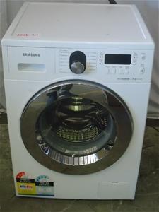 samsung diamond drum front loader washing machine manual