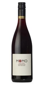 Momo Pinot Noir 2016 (12 x 750mL), Marlb