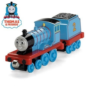 Thomas Friends Wooden Railway Edward The Blue Engine Train Carriage
