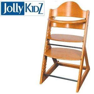 Buy Jolly Kidz High Chair Baby Bear GraysOnline Australia