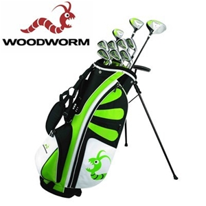 Woodworm Zoom Complete Mens Rh Golf Clubs Set