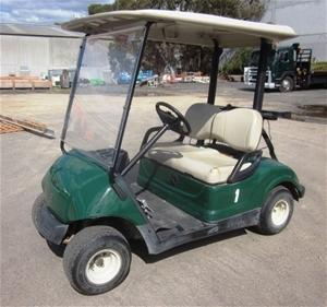 2006 yamaha electric golf cart auction 0015 3004057