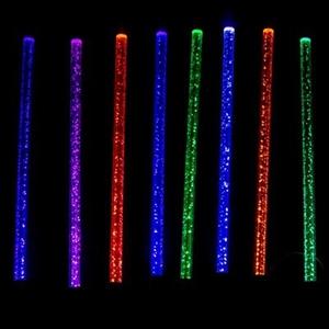 multi colour solar bubble tube xmas lights graysonline australia