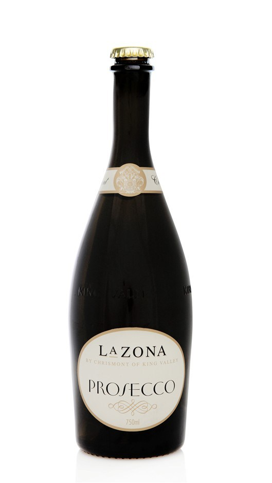 Chrismont `La Zona` Prosecco NV (6 x 750mL ), King Valley, VIC.