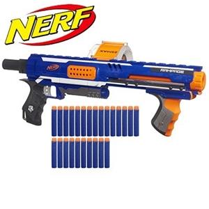 Nerf's New See-Through Blasters Reveal How Their Firing Mechanisms Work