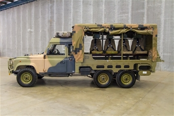 VWVortex.com - Unusual Military Vehicles - COOL